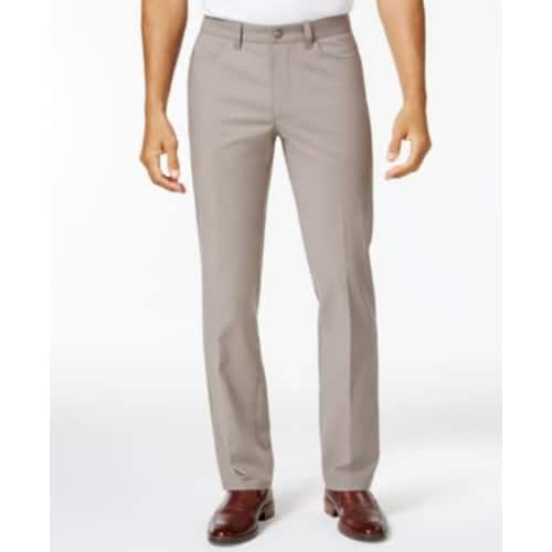 Alfani Men's Luxe Stretch Chinos $11.93