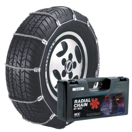 2 Security Chain Company Radial Snow Chains $18.1