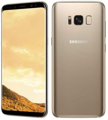 Unlocked Galaxy S8 64GB Dual-SIM Phone $569.99