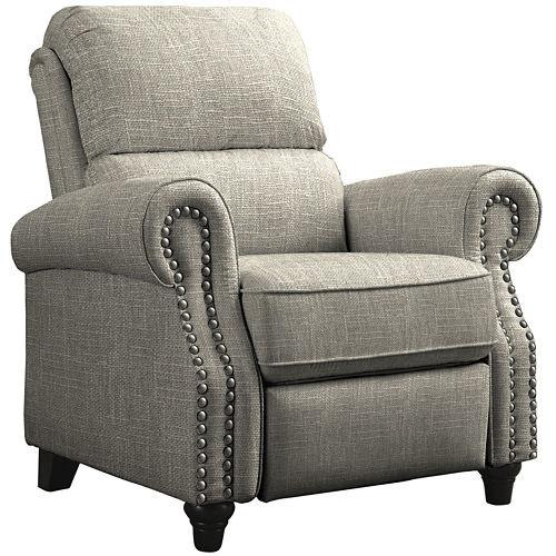 Anna Push Back Recliner Chair $211.65