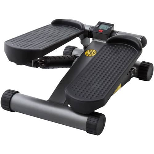 Gold's Gym Mini Stepper with Monitor $44.88