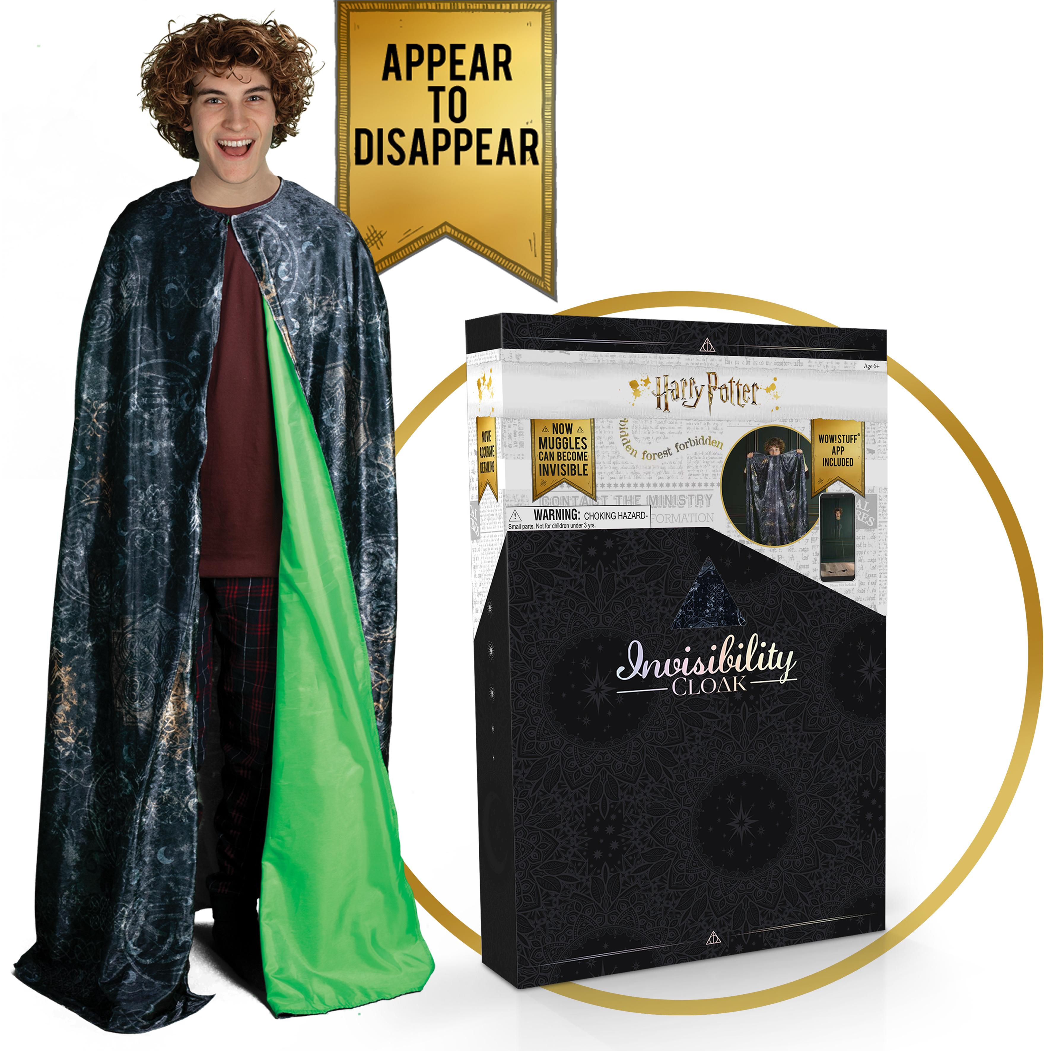 Harry Potter Invisibility Cloak- $15