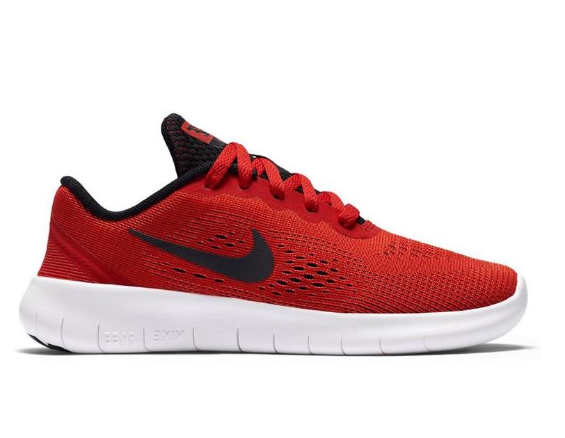 Nike FREE RN PRESCHOOL BOYS' RUNNING SHOES $24.97