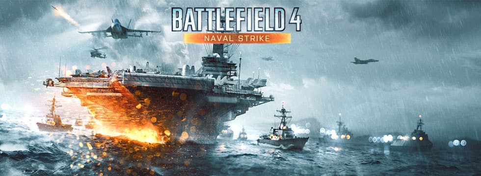 Battlefield 4 Naval Strike DLC FREE on PSN (PS3 and PS4)