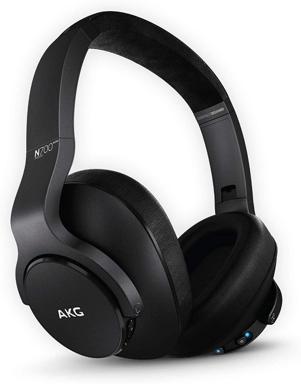 AKG N700NC M2 Bluetooth Active Noise Cancelling Wireless Headphones - Black - Amazon Warehouse USED $76.32