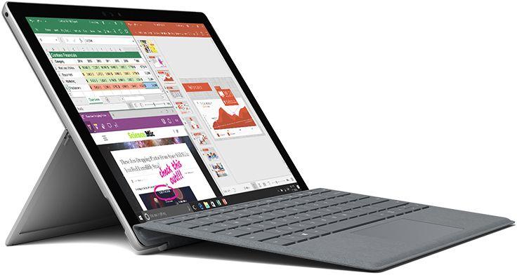 Microsoft Surface Pro 12 3 - Intel Core i5 - 8GB Memory