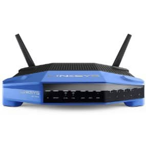 Linksys WRT AC1200 Dual-Band Router with Gigabit and USB 3.0 Ports (WRT1200AC) $99.99