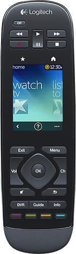Logitech Harmony Touch 15-Device Universal Remote $99.99