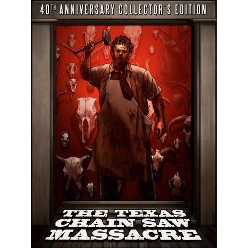 Best Buy - The Texas Chainsaw Massacre [40th Anniversary] [4 Discs] [2 Blu-rays/2 DVDs] [Blu-ray/DVD] [1974] $17.99