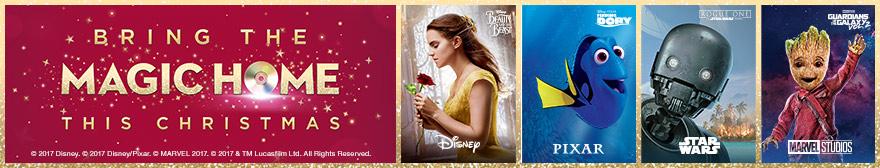 Disney Region Free 3D Movies (Rogue One, Toy Story, Etc.) - $13 on up + $3 Shipping - Zavvi.com