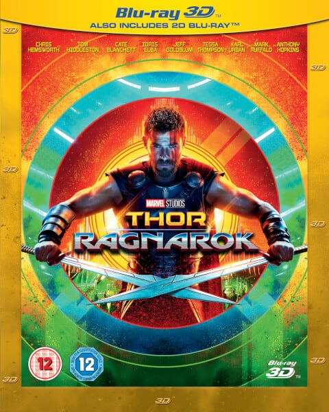 Marvel 3D Region Free Blu-Ray Movies: Ant-Man, Thor Ragnarok, Spider-Man Homecoming, + more (2 for $30)