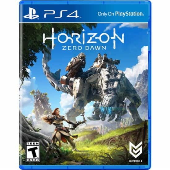 Best Buy - Horizon Zero Dawn $19.99 or $15.99 w/ GCU better than Amazon