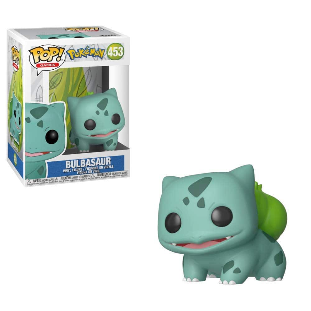 Funko Pop! Games: Pokemon - Bulbasaur $5.48