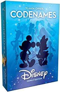 Codenames Disney Family Edition $12.21