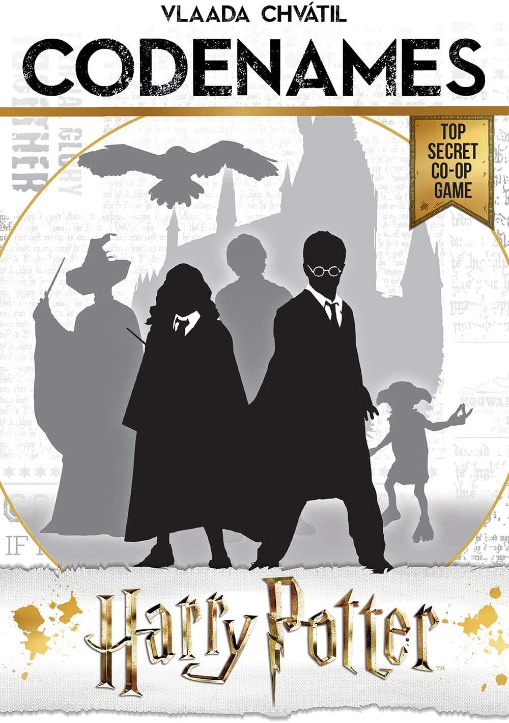Codenames Disney + Harry Potter ($29.44) or Disney Family Edition ($12.21)