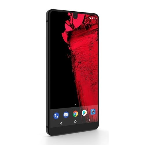 Essential Phone 128 GB Unlocked with Full Display, Dual Camera $435