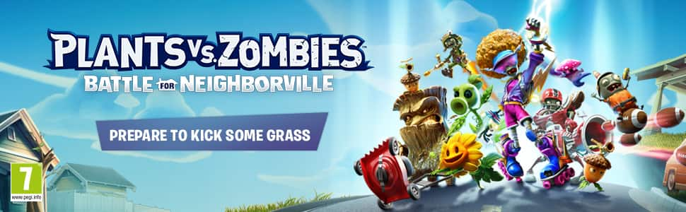 Amazon: Plants Vs. Zombies: Battle for Neighborville - Xbox One $19.99 + FS w/PRIME