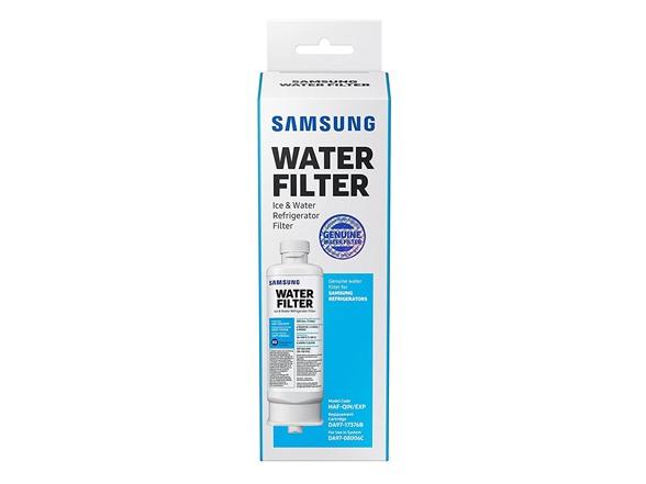 Samsung Genuine DA97-17376B Refrigerator Water Filter, 1-Pack (HAF-QIN/EXP)  - $32.99 $32.98