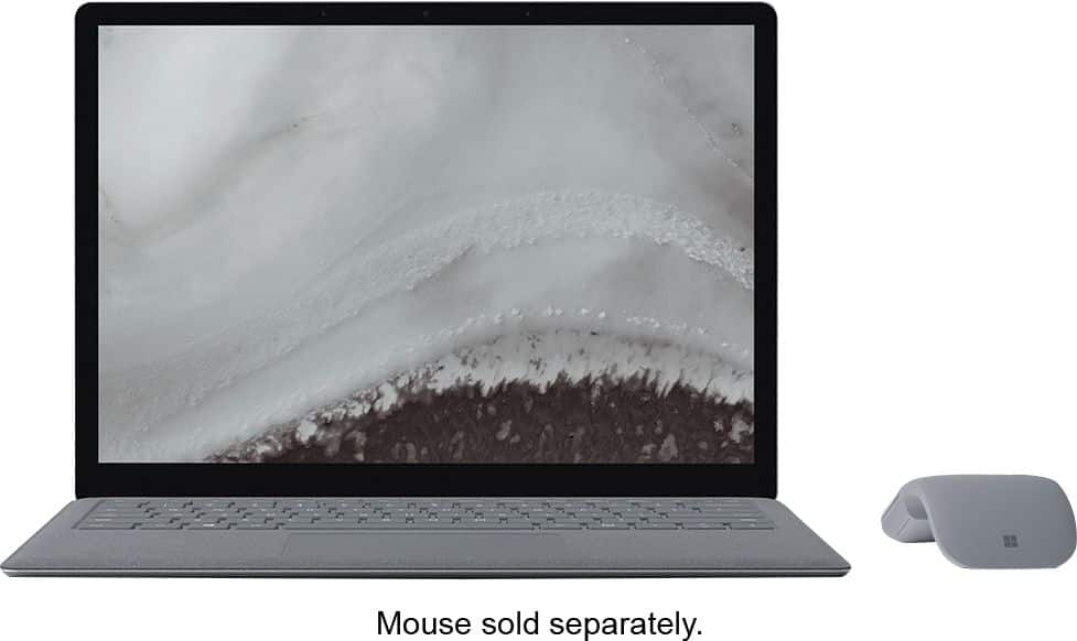 "Microsoft - Surface Laptop 2 - 13.5"" Touch-Screen - Intel Core i5 - 8GB Memory - 128GB Solid State Drive (Latest Model) - Platinum $799"