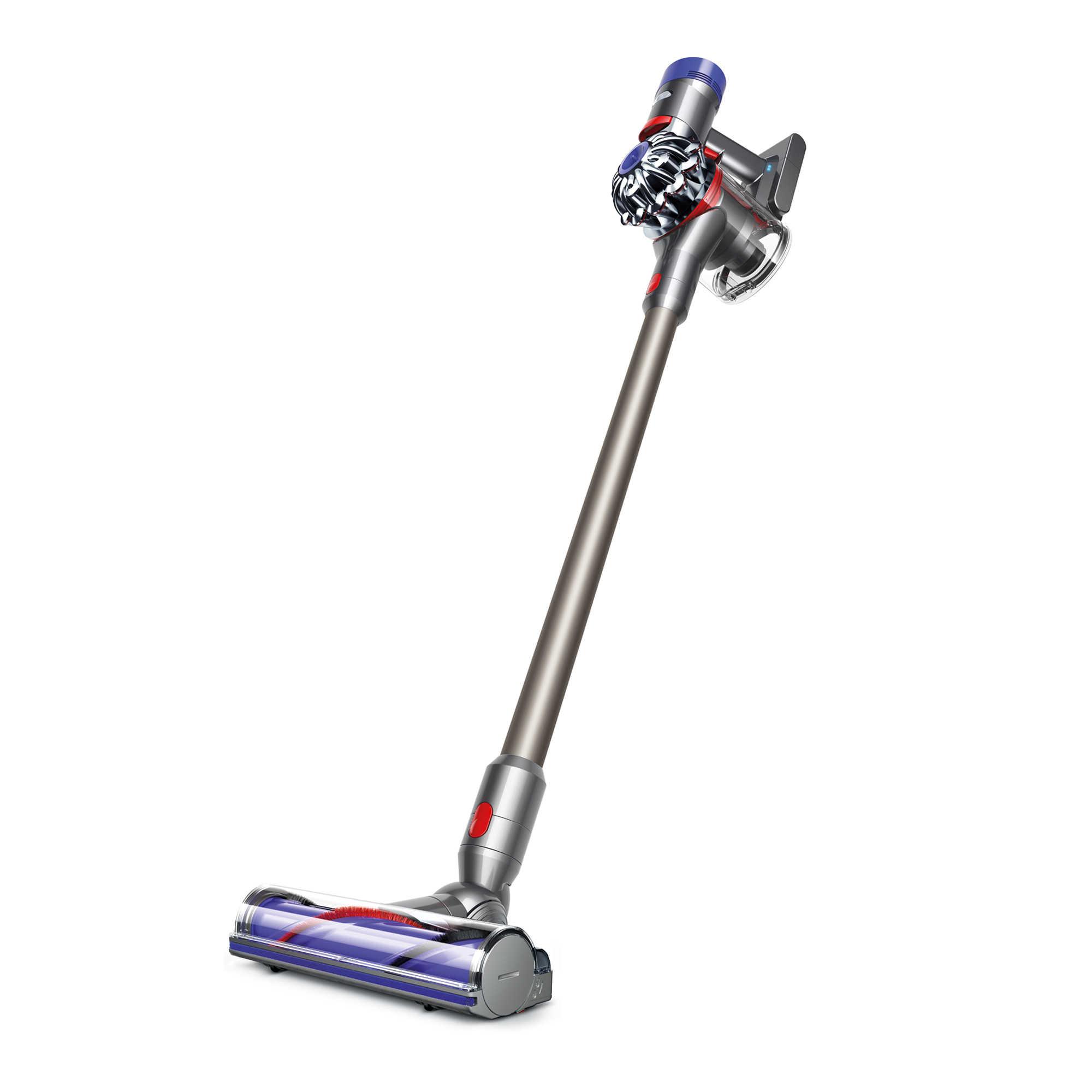 Dyson V8 Animal Cord-free Vacuum in Nickel/Titanium $319 AC/FS @ BB&Beyond