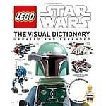 LEGO Star Wars: The Expanded Visual Dictionary (Hardcover)  $10