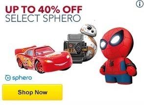 Best Buy Black Friday: Select Sphero - 40% Off