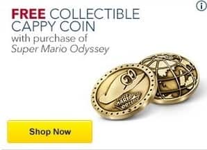 Best Buy Black Friday: Super Mario Odyssey for Nintendo Switch w