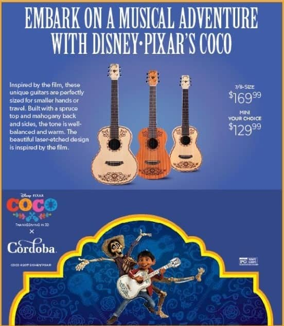 Guitar Center Black Friday: Cordoba Cordoba Coco Mini for $129.99