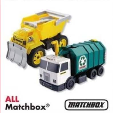 Big Lots Black Friday: Entire Stock Matchbox - B2G1 Free