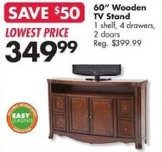 big lots black friday 60 ash burl finish tv stand for. Black Bedroom Furniture Sets. Home Design Ideas