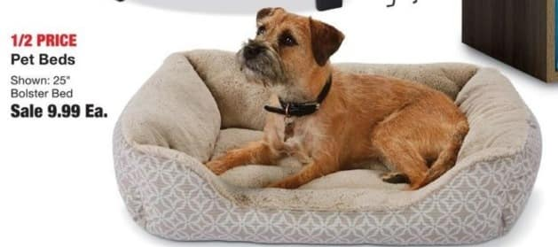 Fred Meyer Black Friday: Select Styles: Pet Beds for $9.99
