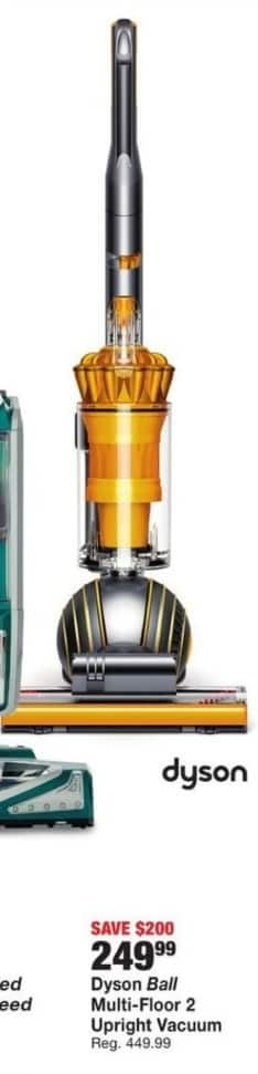 fred meyer black friday dyson ball multifloor 2 upright vacuum for