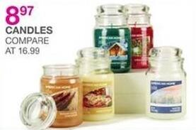 Bealls Florida Black Friday: Select Candles for $8.97