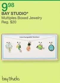 Bealls Florida Black Friday: Bay Studio Multiples Boxed Jewelry for $9.88