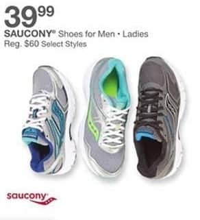 9583e0000 Bealls Florida Black Friday  Saucony Shoes for Men or Ladies for  39.99