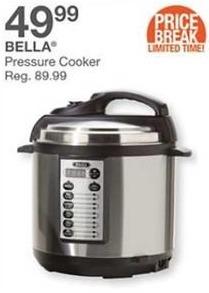 Bealls Florida Black Friday: Bella Pressure Cooker for $49.99