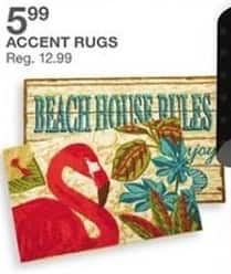 Bealls Florida Black Friday: Accent Rugs for $5.99