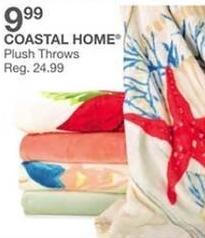 Bealls Florida Black Friday: Coastal Home Plush Throws for $9.99