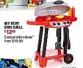 Burlington Coat Factory Black Friday: My Very Own Grill for $12.99