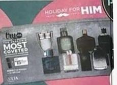 Ulta Beauty Black Friday: Ulta Beauty Holiday Men's Fragrance Sampler for $14.99