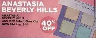 Ulta Beauty Black Friday: Select Glow Kits from Anastasia Beverly Hills for $24.00