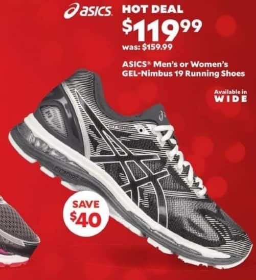 Academy Sports + Outdoors Black Friday: Asics Men's or