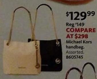 Aafes Cyber Monday Select Michael Kors Handbags For 129 99