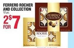 Navy Exchange Black Friday: (2) Ferrero Rocher and Collection for $7.00