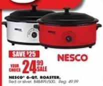 Blains Farm Fleet Black Friday: Nesco 6-Qt. Roaster for $24.99