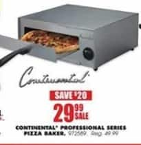 Blains Farm Fleet Black Friday: Continental Professional Series Pizza Baker for $29.99