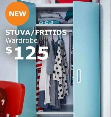 Ikea Stuva Mobile Con Ante.Black Friday Ikea Affordable Mark Your Is Having Its Black Friday