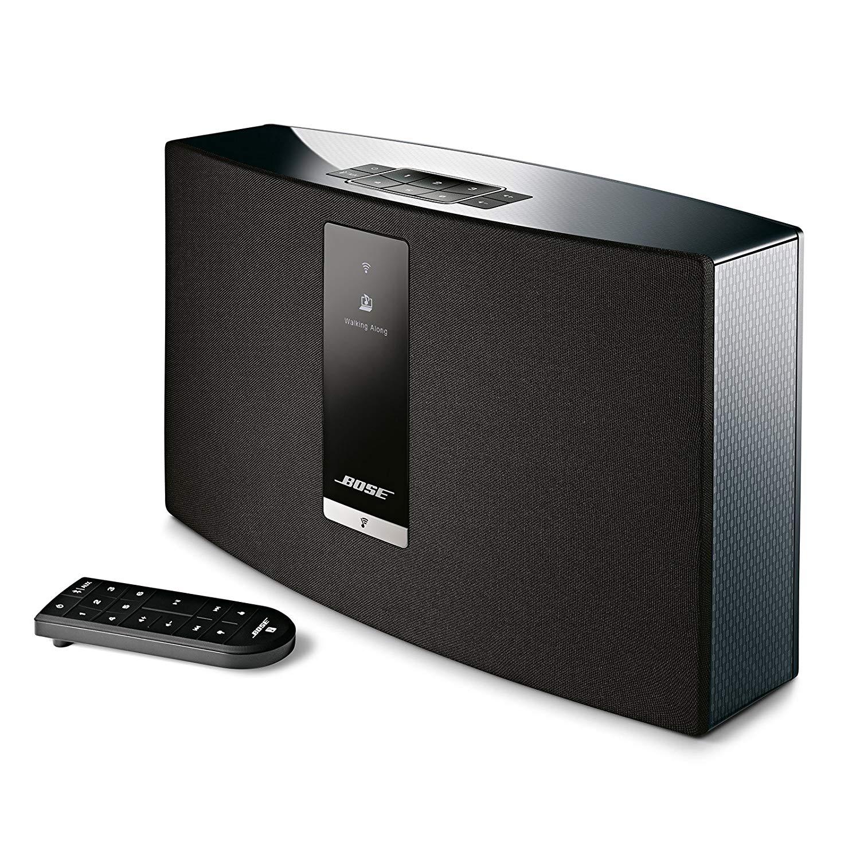 Bose SoundTouch 20 wireless speaker, Black at Amazon - $174.99