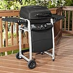 TODAY ONLY BBQ Pro 2 Burner Gas Grill $79.99 Free Shipping