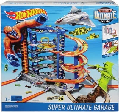 hot wheels ultimate garage cyber monday deals